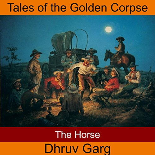 The Horse  By  cover art