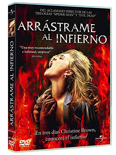Arrástrame Al Infierno [DVD]