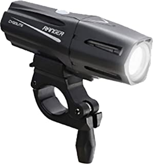 Cygolite Ranger – 1,200 Lumen Bike Light – 5 Night & 3 Daytime Modes – Compact & Durable – IP67 Waterproof – Secured Hard ...