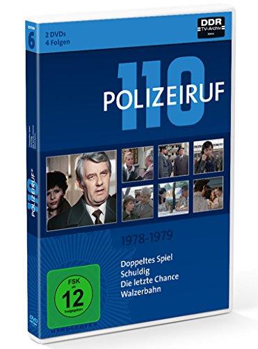 Polizeiruf 110 - Box 6: 1978-1979 [2 DVDs]