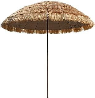 PARASOL Outdoor Umbrella Garden Umbrella Umbrella Market Outdoor Table Umbrella Patio Umbrella Push Button Terrace Umbrella Beach Umbrella 2.5m LZMZ