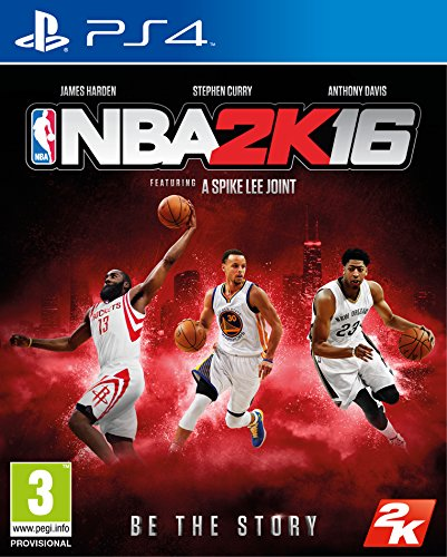NBA 2K16 [Importación Inglesa]