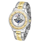 Game Time Men's 2019 Champions St Louis Blues Watch Two-Tone Gold Silver Watch