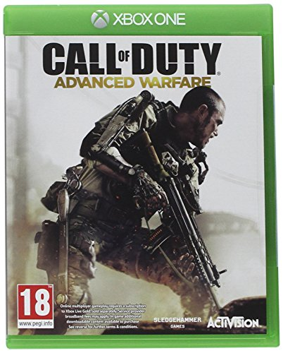 Xbox1 Call of Duty : Advanced Warfare (Eu)