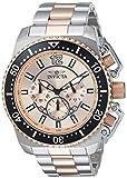 Invicta Men's 'Pro Diver' Quartz Stainless Steel Casual Watch (Model: 21956)