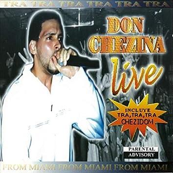 Don Chezina Live