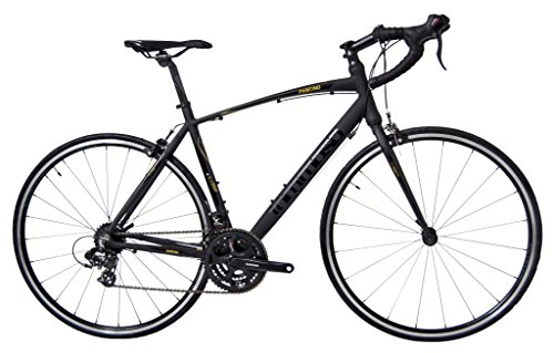 Buy Cheap Tommaso Fascino - Sport Performance Aluminum Road Bike, Shimano Tourney, 21 Speeds - Black...