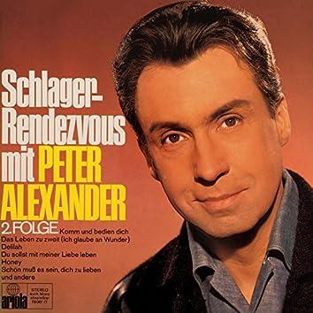 Schlager-Rendezvous mit Peter Alexander, Vol. 2