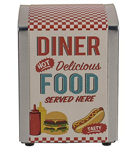 OOTB 71/3220 Diner - Dispensador de servilletas (metal)