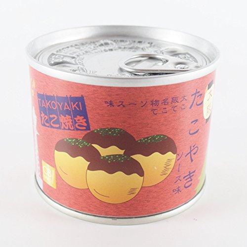 クリーン・ブラザーズ『mr.kansoたこ焼き缶詰』