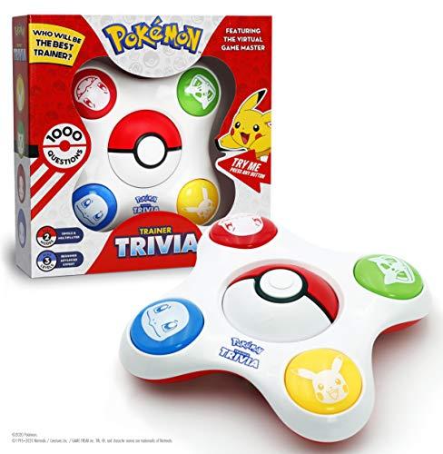 Pokemon 674 112010 Trainer Trivia, Multi Col
