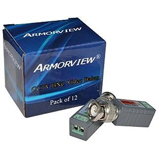 Armorview 6 Pairs (12 Pcs) Mini CCTV BNC Video Balun (B00442G9O6) | Amazon price tracker / tracking, Amazon price history charts, Amazon price watches, Amazon price drop alerts
