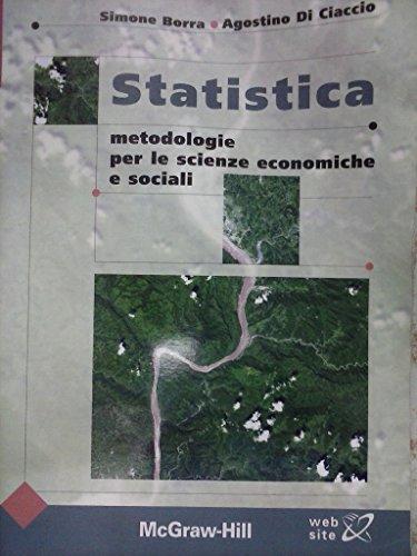 Statistica: metodologie per le scienze economiche