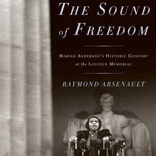 The Sound of Freedom audiobook cover art