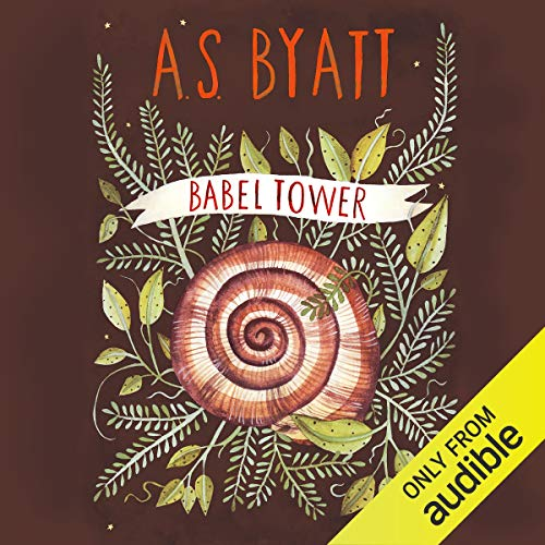 Babel Tower cover art