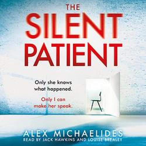 The Silent Patient cover art