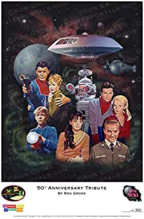 Lost in Space - 50Th Anniversary Tribute - Print