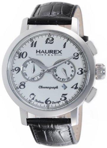 HAUREX Italy 9A343UC1- Cronografo da uomo