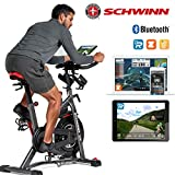 Schwinn Speedbike IC8 mit Bluetooth Indoor Cycle mit Magnetwiderstand, 100-fache...