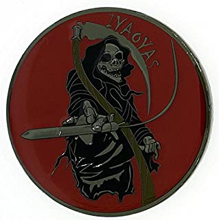 IYAOYAS We All Dance With The Reaper US Navy Challenge Coin