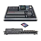 Tascam Dp-24Sd Digital Portastudio With A Free 32Gb Patriot Sd Card And 1 Year Free Extended Warranty