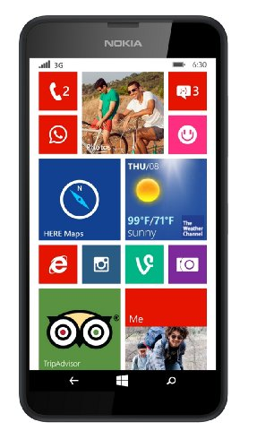 Lumia 630 UK SIM-freies Smartphone