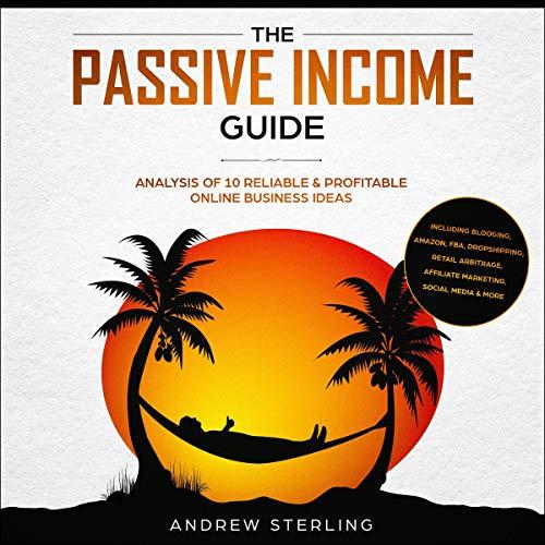 The Passive Income Guide audiobook cover art