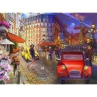 1000-Piece Buffalo Games A Stroll in Paris Jigsaw Puzzle