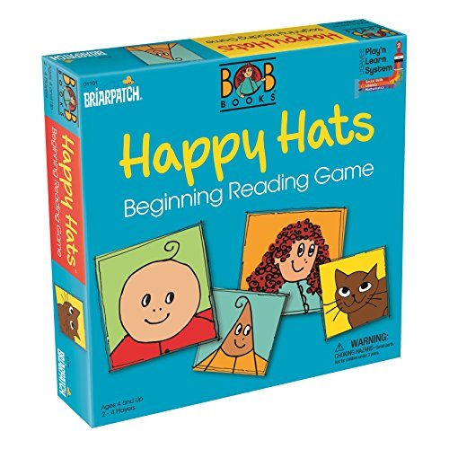 Bob Books Happy Hats Beginning R...
