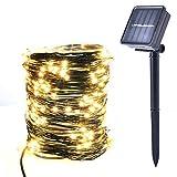 Joyibay Luce della Stalla Leggera Impermeabile 100 LED Leggera Leggera della Stringa di 39...