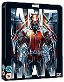 Ant-Man 3D Steelbook / Lenticular Cover / Includes 2D Blu Ray / Zavvi Version.