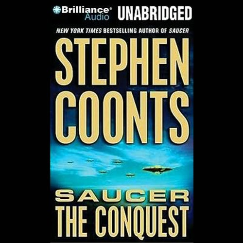 Saucer: The Conquest cover art