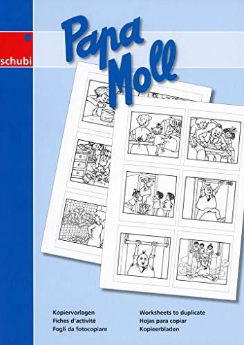 Papa Moll: Kopiervorlagen