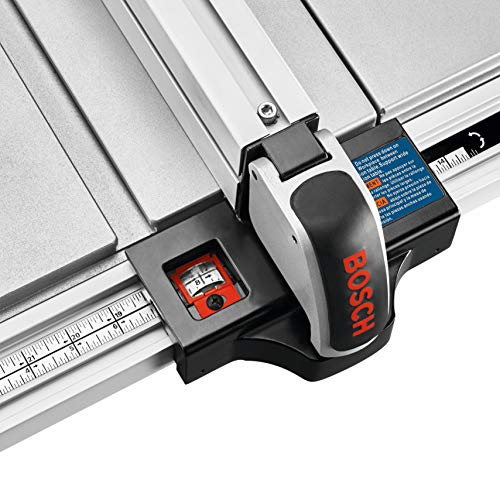 BOSCH 10 In. Worksite Table Saw with Gravity-Rise Wheeled Stand 4100XC-10