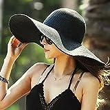 Tong Yue Nuevo verano moda plegable ancho ala grande floppy