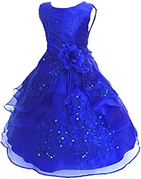 Best royal blue girl dress Reviews