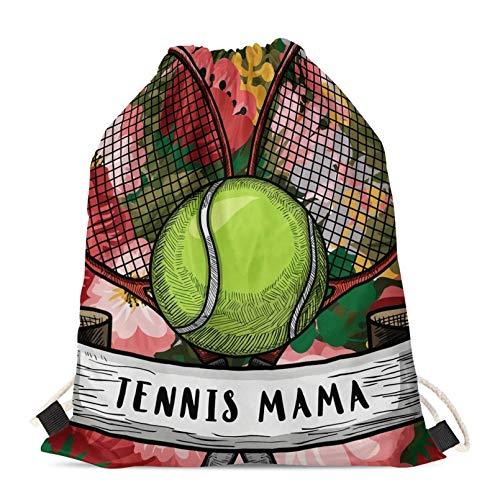 KUIFORTI Mochila personalizada con cordón de viaje, bolsa de almacenamiento para hombres, mujeres, niños y niñas