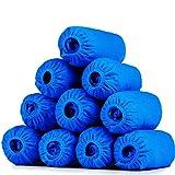 Tongs Sabots Chaussures de Plage Sandales Pantoufle Perforés-Sabot Chaussons Mules (100PCS,Bleu)