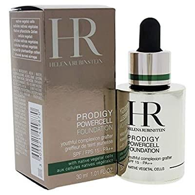 Helena Rubinstein Prodigy Powercell Foundation Youthful Complexion Grafter SPF/ FPS 15 with Native Vegetal Cells 23 Beige Biscuit - 30 ml