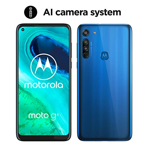 Motorola Moto G8 Qualcomm Snapdragon SD665