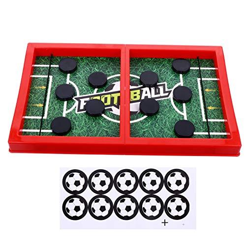 BESPORTBLE 1 Jogo de Disco de Estilingue Rápido Jogo de Mesa Com Ritmo de Jogo de Mesa Vencedor de Batalha Jogos de Tabuleiro Brinquedos para Adultos Pai Criança Brinquedo de Xadrez