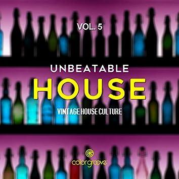 Unbeatable House, Vol. 5 (Vintage House Culture)