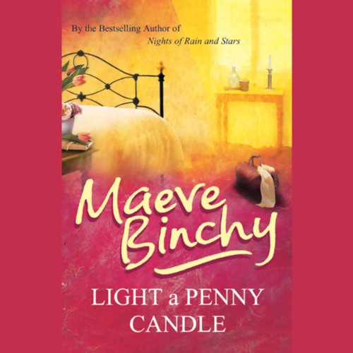 Light a Penny Candle audiobook cover art