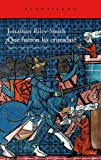 ¿Qué fueron las cruzadas? (Acantilado)