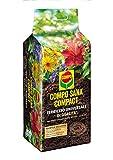 compo sana compact terriccio universale di qualità, per piante d'appartamento, balcone e giardino, 25 l