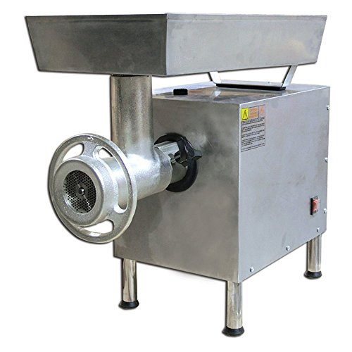 Omcan PSEE-22S Commercial Electric Meat Grinder