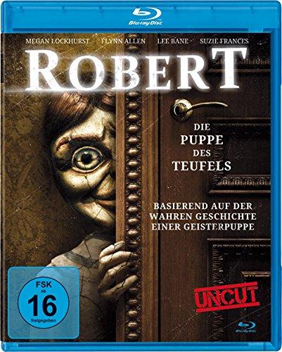 Robert - Die Puppe des Teufels (Uncut) [Blu-ray]