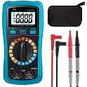 Tilswall Digital Multimeter 6000 Counts Battery Voltage Tester
