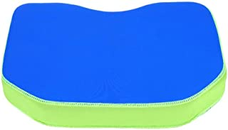 Tihebeyan Skin-Friendly Boat Seat Cushion Good Stability Cushion with Suction Cup Washable Breathable Sports Cushion (Blue)