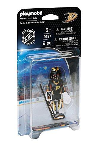 PLAYMOBIL 9187 - NHL Anaheim Ducks Goalie
